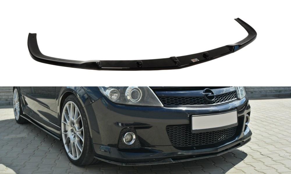Splitter Przedni Opel Astra H OPC / VXR Nurburg - GRUBYGARAGE - Sklep Tuningowy